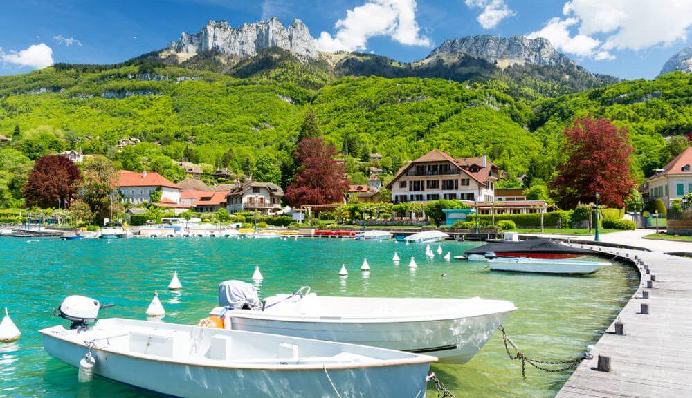 Lac d'Annecy : que faire dans les alentours ?